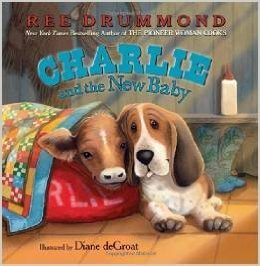 Paperback Charlie and the New Baby Book