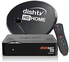 Dish TV Hindi HD Set Top Box with 1 Month Super Family HD