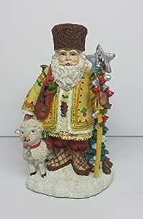 International Santa Claus St. Nicholas Romania SC-60 Claus Collection