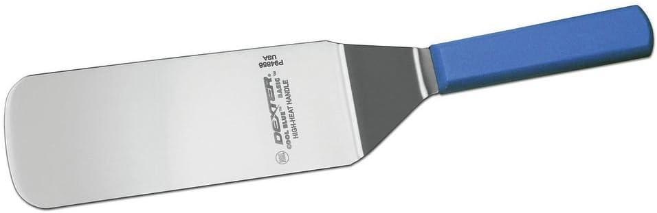 Import Cool Blue Basics Solid Spatula L 8