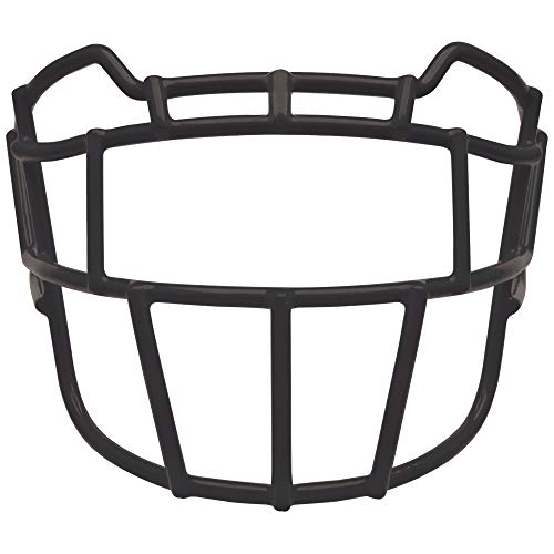 Schutt Sports VEGOP II TRAD Carbon Steel Vengeance Varsity Football Faceguard, Black