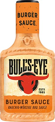 Bull's-Eye - Burger Sauce BBQ-Sauce - 300ml
