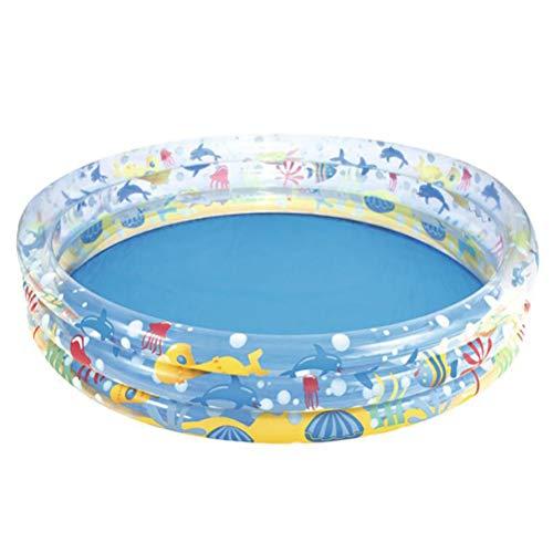 LBWNB Ring-Pool Aufblasbarer Family Pool Planschbecken Schwimmbecken Planschbecken Summer Für Garten Und Outdoor