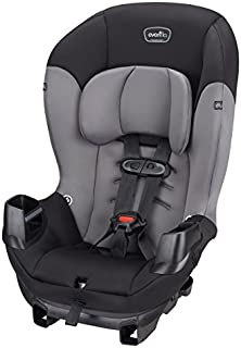 Evenflo Sonus Convertible Car Seat, Charcoal Sky