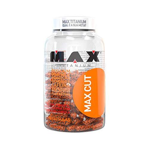 Max Cut 60 Capsulas - Max Titanium
