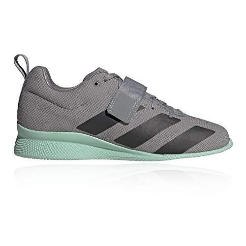 adidas Adipower Weightlifting II Shoes - SS20-6 Grey