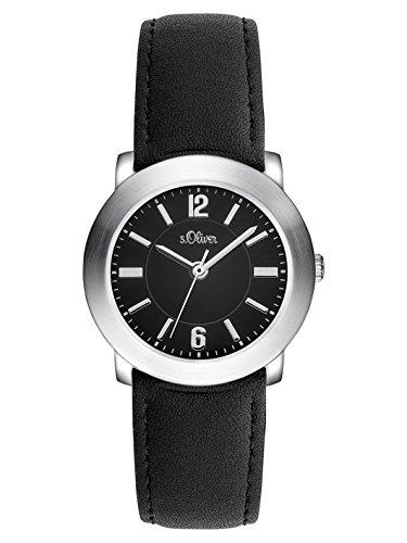 s.Oliver Time Damen-Armbanduhr SO-3389-LQ