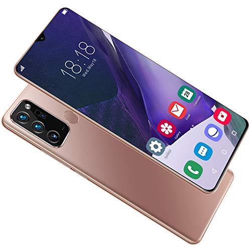 Gaming Smartphone, 6.6-inch High-Definition Water Drop Screen, 18MP Front Camera + 48MP Rear Camera, 4+64GB/4+128GB, 10-core Processor, Face/Fingerprint Unlocking, 5000mAh Battery