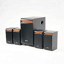 Philips SPA8140B/94 4.1 Channel Multimedia Speaker System,Philips,SPA8140B/94,4.1 speaker system,philips,philips speaker,philips speakers,philips speakers 4.1,speakers,speaker