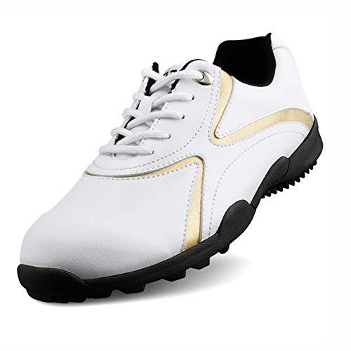 shoe Herren-Golfschuhe, professionelle Golf-Trainings-Sportschuhe, rutschfeste Side-Spike-Golf-Sportschuhe, wasserdichte und atmungsaktive Sportschuhe, leichte Outdoor-Wanderschuhe
