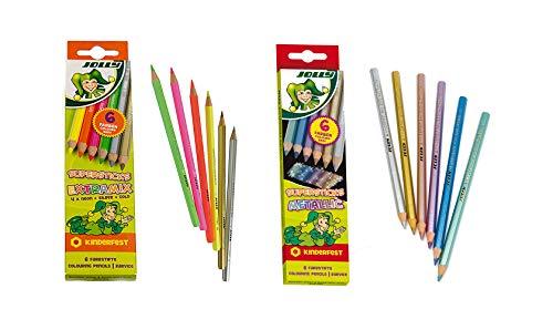 Jolly Supersticks Buntstifte Set