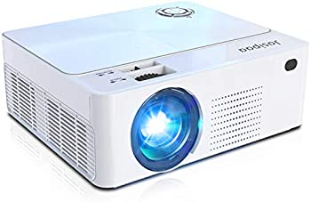 Jasipaa LY-T5 WXGA 6500-Lumens Portable Mini Movie Projector