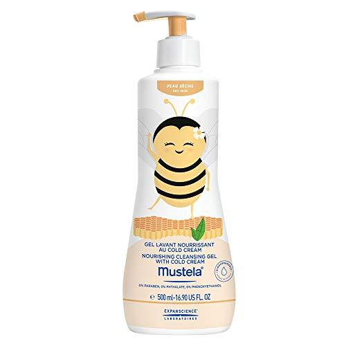 Mustela Gel nettoyant pour le corps 500 ml