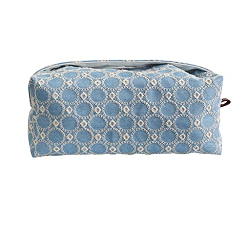 Mcbeitrty Porta papel higiénico servilleta de viaje reutilizable caja de pañuelos decoración