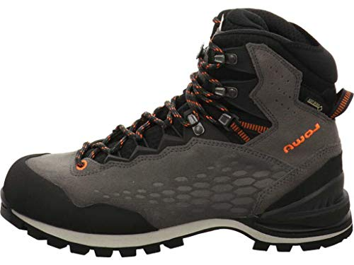 Lowa Cadin GTX Mid Men Größe UK 8,5 anthrazit