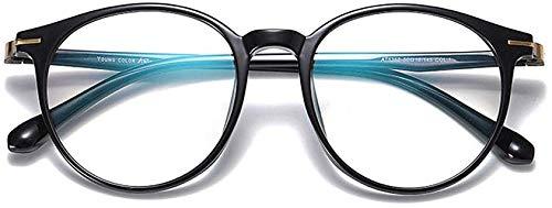 Superlight Unisex zonnebril, gepolariseerd, frame van acetaat, voor sport, heldere lens, gepolariseerde zonnebrillen (kleur: blauw, maat: één maat)