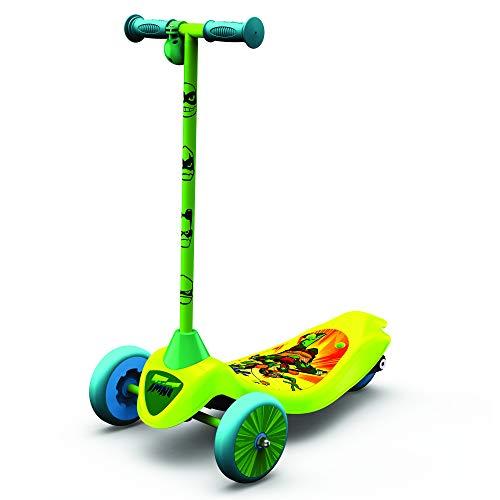 Pulse Performance Safe Start 3-Wheel Electric Scooter (Teenage Mutant Ninja Turtles)