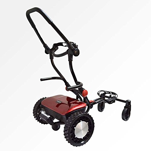 FTR Caddytrek R2 Red Robotic Electric Golf Cart Caddy Trek