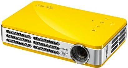 Vivitek Q5-YW QUMI Q5 HD LED Pocket Projector - Yellow