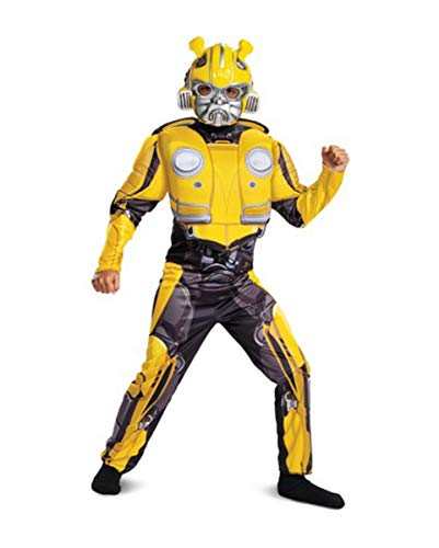 Horror-Shop Transformers Bumblebee Nios Traje
