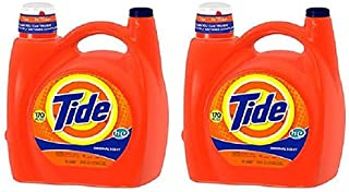 Tide 8317 High Efficiency Laundry Detergent, 170 Fl. Oz. (2 Tubs)
