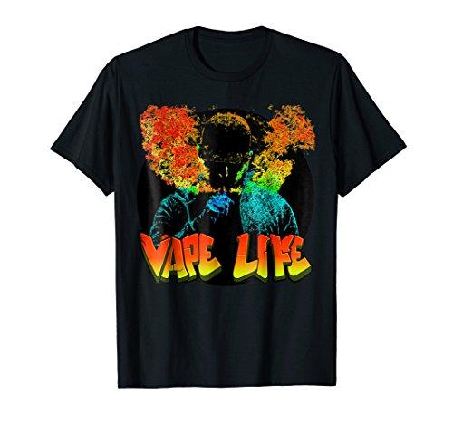 Vaping Mod Vape Life Box Mod E-Cig Vaping Shirts Vape Tshirt