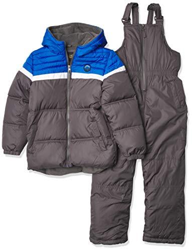 iXtreme Boys' Promo Snowsuits, Charcoal, 5