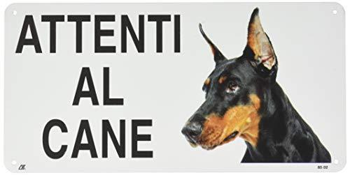 Mantovani Pet Diffusion Attenti al Cane Medio Dobermann - 100 G