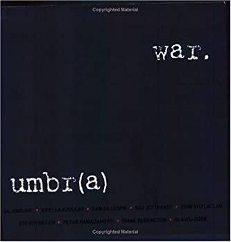 Umbr(a): War 0966645278 Book Cover
