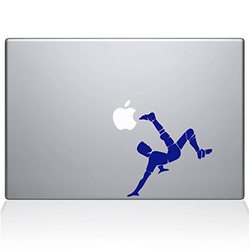 The Decal Guru Aufkleber für MacBook Pro (13 Zoll / 33 cm) – Dunkelblau (1178-MAC-13X-DB)