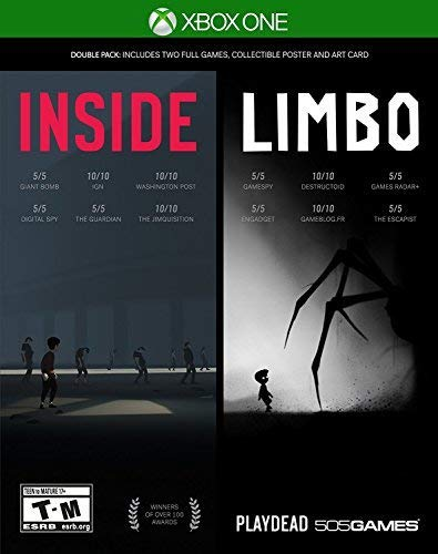 INSIDE / LIMBO Double Pack - Xbox One