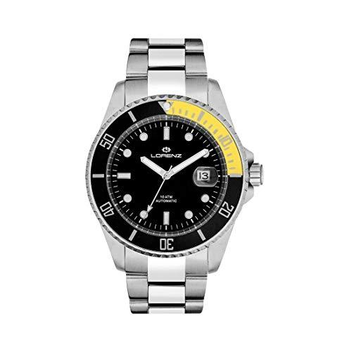 Lorenz 026959FF Reloj de pulsera para hombre