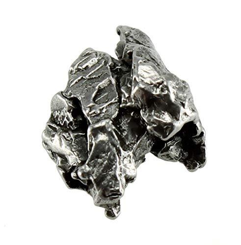 budawi® - Sternschnuppe (Meteoriten) mit Echtheits-Zertifikat in Geschenk-Box, Taschenstein