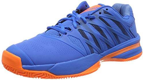 K-Swiss Performance Herren Ultrashot 2 HB Tennisschuhe, Blau (Brilliant Blue/Neon Orange 427M), 44.5 EU