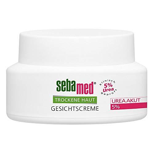 SEBAMED Trockene Haut 5% Urea akut Gesichtscreme 50 ml