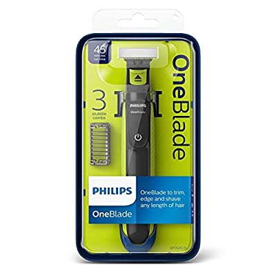 Philips One Blade Razor by PHILIPS CONSUMER LIFESTYLE (HEALTH & BEAUTY)