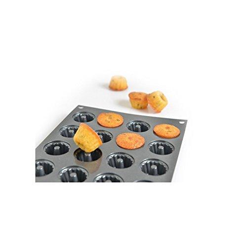 Patisse - Moule silicone 24 mini kouglofs