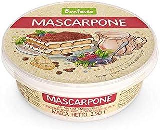 [冷蔵] ボンフェスト グラスフェッド 牧草牛 放牧牛 ハラル認証 マスカルポーネ 250g Grassfed Mascarpone cheese 250g halal certified