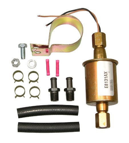 Airtex E8131 Universal Electric Fuel Pump, CADMIUM GOLD