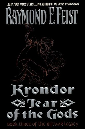 Krondor: Tear of the Gods Titelbild