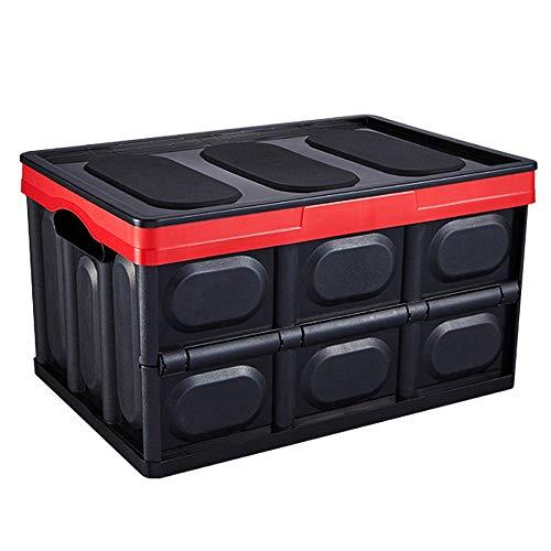 Auto Lagerung Box Faltbare Auto Aufbewahrungstasche Gepäck Aufbewahrungsbox Kunststoff Auto Kiste Lagerung SUV Lebensmittel Camping Mit Deckel Wasserdichte Tasche Optional Isolationskühler Multifunkti