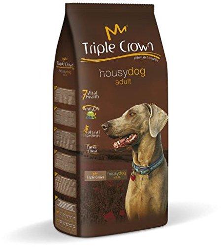 TRIPLE CROWN Pienso para Perros Adultos HOUSY Dog 15Kg