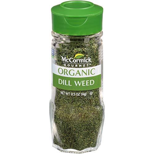 McCormick Organic Dill Weed, 0.5 oz