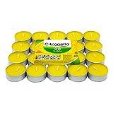 Velas Citronela Perfumada - Vela Perfumada Antimosquitos - Tealight Citronella Candles - 4 Horas...