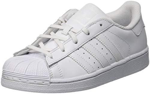 adidas Originals Superstar, Zapatillas Unisex Niños, Blanco (Ftwbla/Ftwbla/Ftwbla), 30 EU