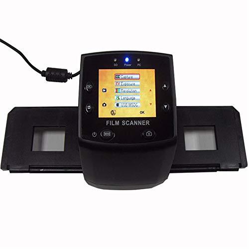 Review elecfan Negative Film Scanner to Digital, Scanner 35mm 135mm Slide Converter Color 2.4 TFT L...