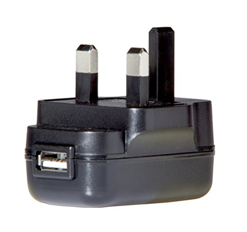 Snakebyte Classic Power UK USB AC Adaptor (Nintendo 3DS) [Importación Inglesa]