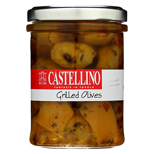 Castellino Grilled Olives