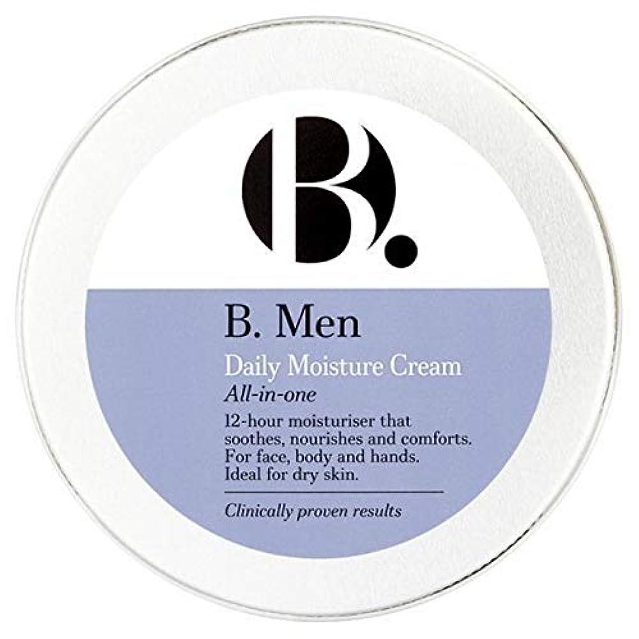 ペッカディロ間違い本を読む[B Men] B。男性用保湿錫140ミリリットル - B. Men Moisturiser Tin 140ml [並行輸入品]