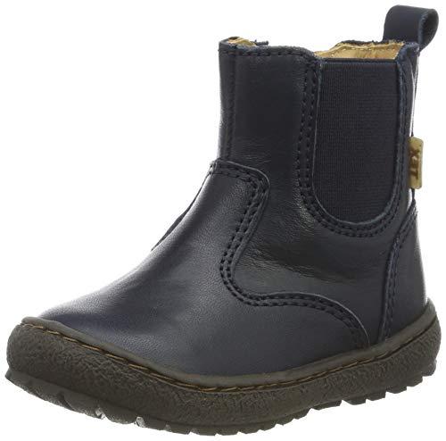 Bisgaard Unisex-Kinder Ebba Chelsea Boots, Blau (Navy 602), 29 EU